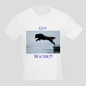 Got Water?? Kids Light T-Shirt