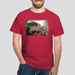 Givat Shaul Cat 77 Dark T-Shirt