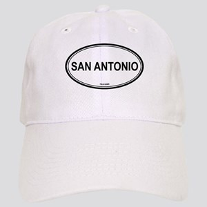 San Antonio oval Cap
