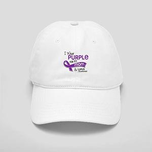 I Wear Purple 42 Lupus Cap