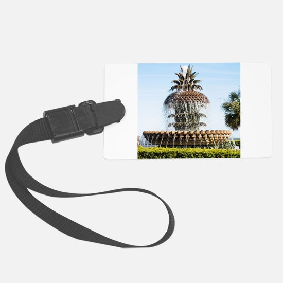 Charleston SC Waterfront Park Luggage Tag