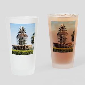 Charleston SC Waterfront Park Drinking Glass