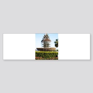 Charleston SC Waterfront Park Sticker (Bumper)