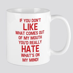 Like Hate Mug