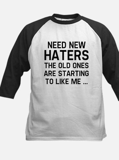 Need New Haters Kids Baseball Jersey