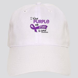 I Wear Purple 42 Lupus Cap