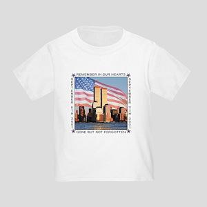 9/11 memorial Toddler T-Shirt
