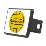 Water Polo Rectangular Hitch Cover