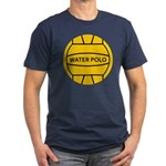 Water Polo Men's Fitted T-Shirt (dark)
