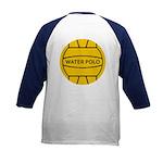 Water Polo Kids Baseball Jersey
