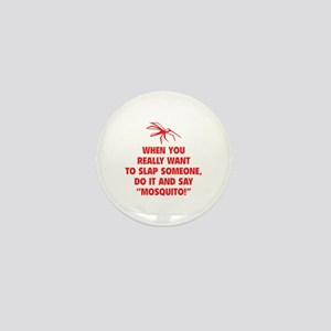 Mosquito Mini Button