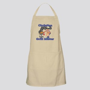 Grill Master Christian Apron
