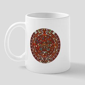 Aztec Calendar Mug