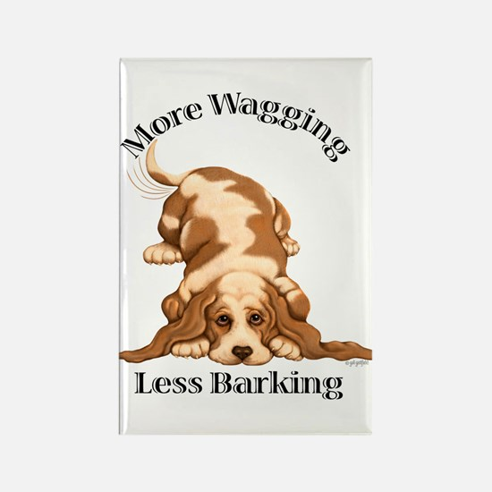 More Wagging Rectangle Magnet