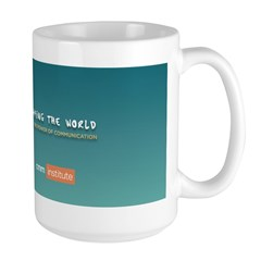 Aqua Large Mug