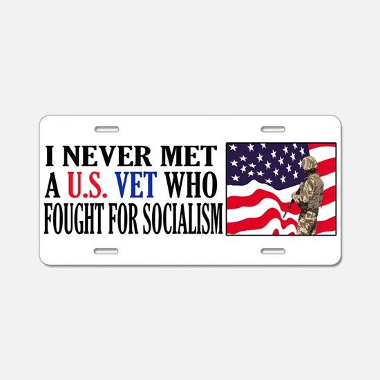 I Never Met A US Vet Who Fought For Socialism Alum