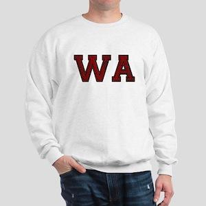 WA, Vintage Sweatshirt
