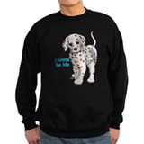 Dalmatian dog Sweatshirt (dark)