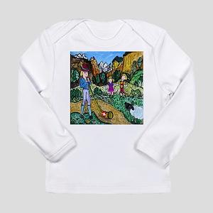 Alpen Dance Long Sleeve Infant T-Shirt