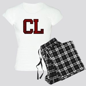 CL, Vintage Women's Light Pajamas