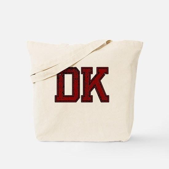 DK, Vintage Tote Bag