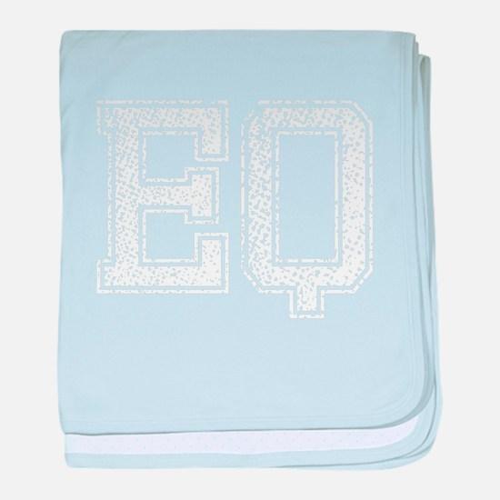 EQ, Vintage baby blanket