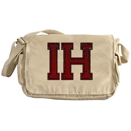 IH, Vintage Messenger Bag