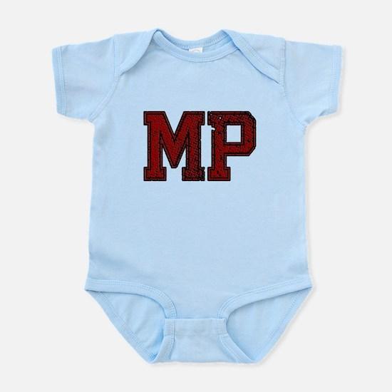 MP, Vintage Infant Bodysuit