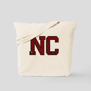 NC, Vintage Tote Bag