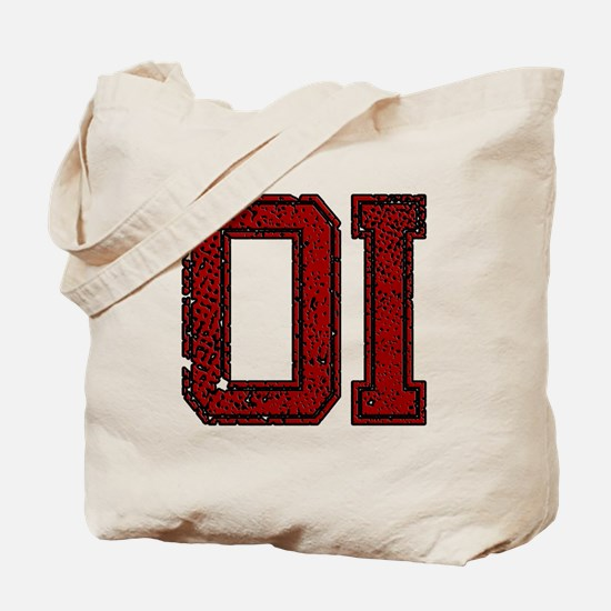OI, Vintage Tote Bag