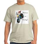 Driven to Purity Ash Grey T-Shirt