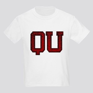 QU, Vintage Kids Light T-Shirt