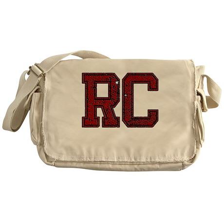 RC, Vintage Messenger Bag
