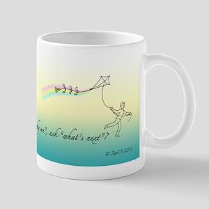 Affirmative mug: Kite Mug