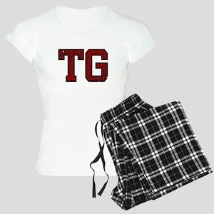 TG, Vintage Women's Light Pajamas