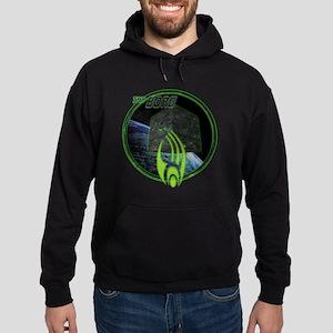 The Borg Hoodie (dark)