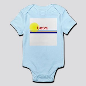 Cayden Infant Creeper