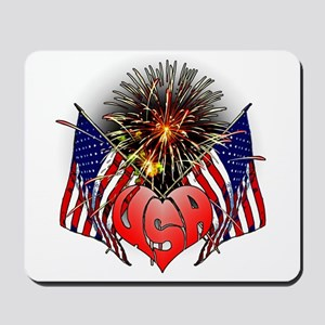 Celebrate America 3 Mousepad