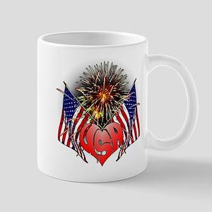Celebrate America 3 Mug