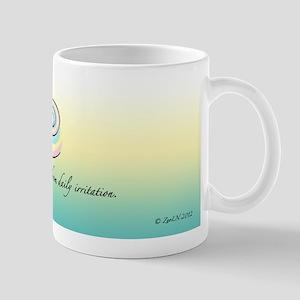Affirmative mug: Pearl Mug