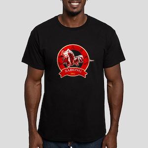 Palaban Men's Fitted T-Shirt (dark)
