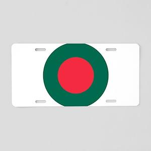 Bangladesh Roundel Aluminum License Plate