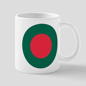 Bangladesh Roundel Mug