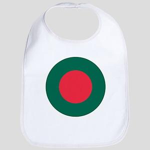 Bangladesh Roundel Bib