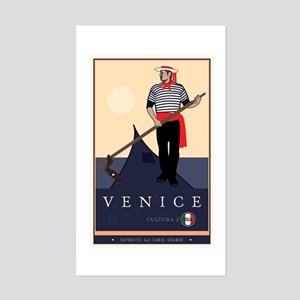 Venice Sticker (Rectangle)
