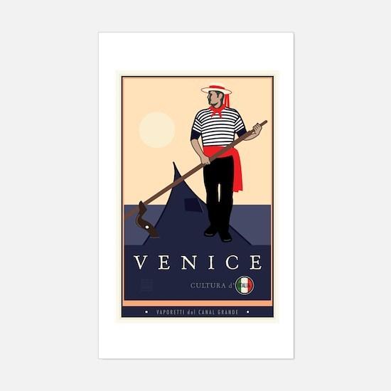 Venice Sticker (Rectangle)