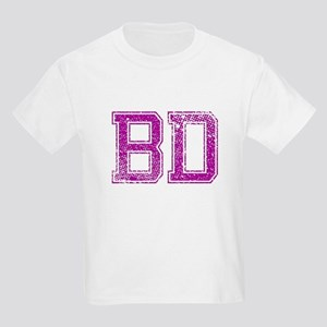BD, Vintage Kids Light T-Shirt