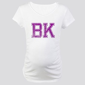 BK, Vintage Maternity T-Shirt
