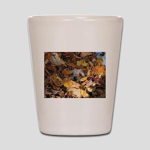 Cairn Terrier Shot Glass