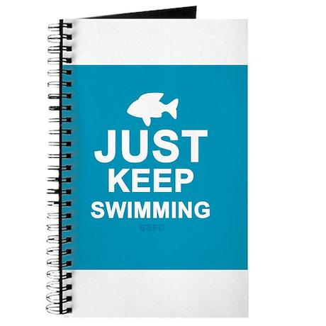 Keep Swimming Journal